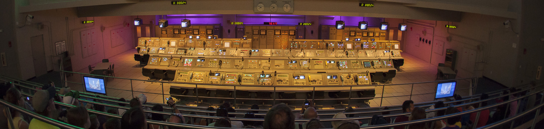 Apollo firing room theater