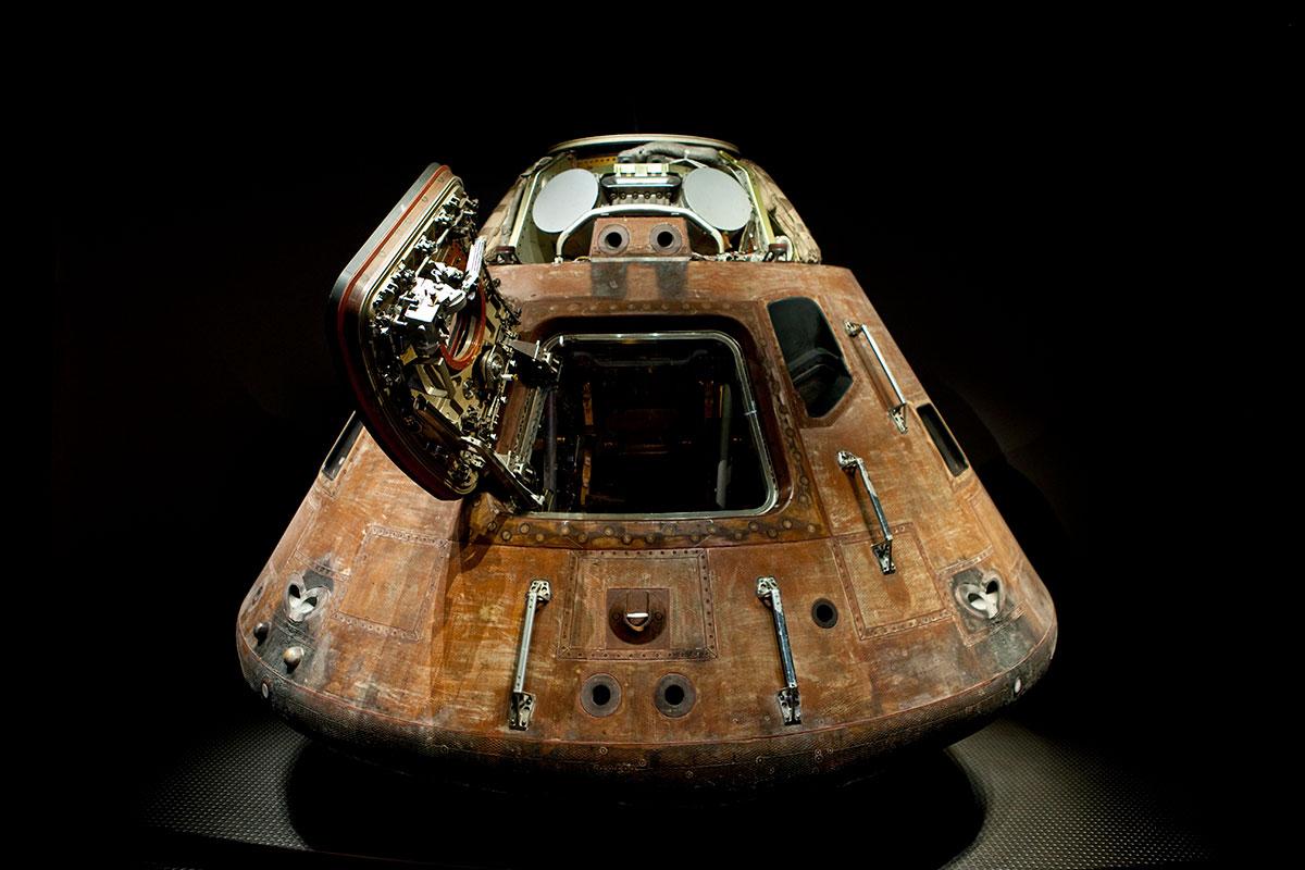 apollo high school space capsule - photo #40