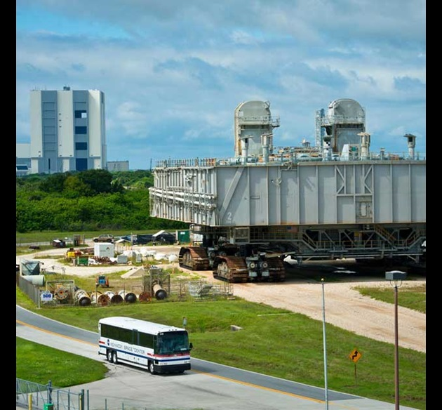 Kennedy Space Center ExploreTour
