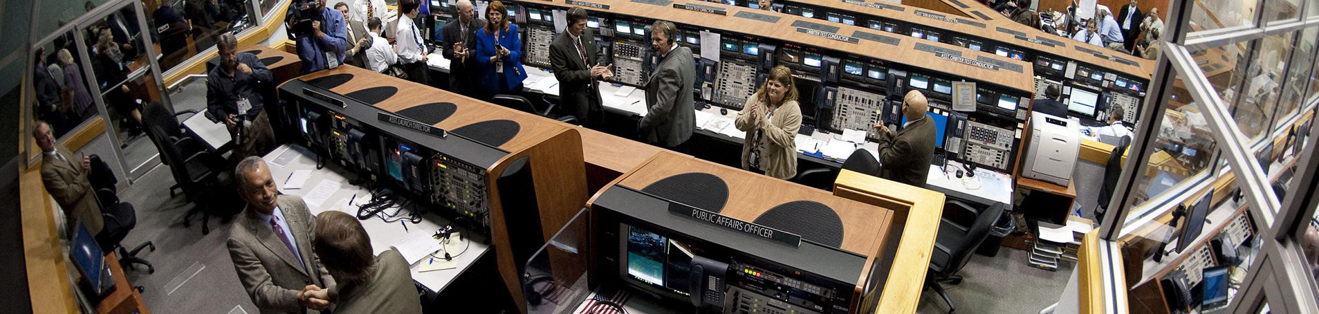 Launch Control Center Firing Room