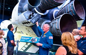 kennedy space center fly with an astronaut review - photo #9