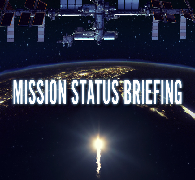 Mission Status Briefing