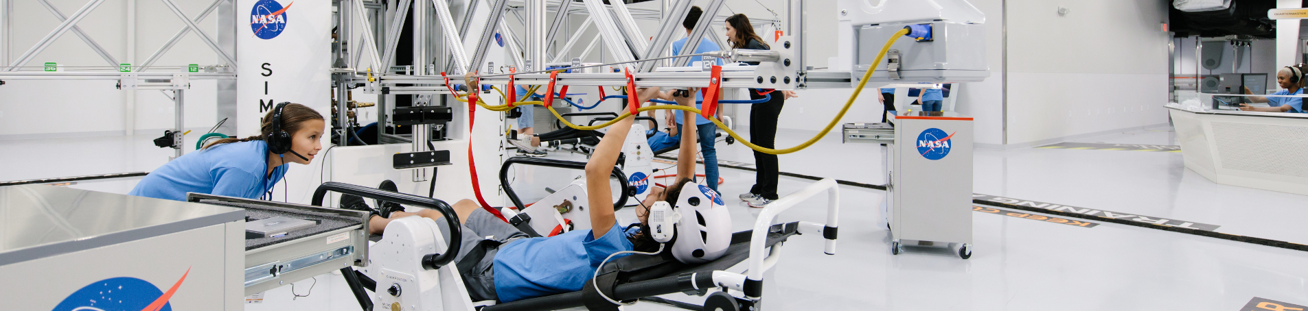 Spacewalk Training Simulator