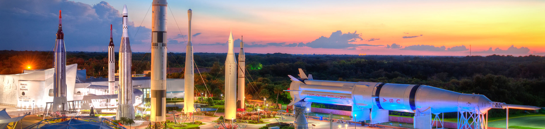 Buy Tickets to Kennedy Space Center Visitor Complex