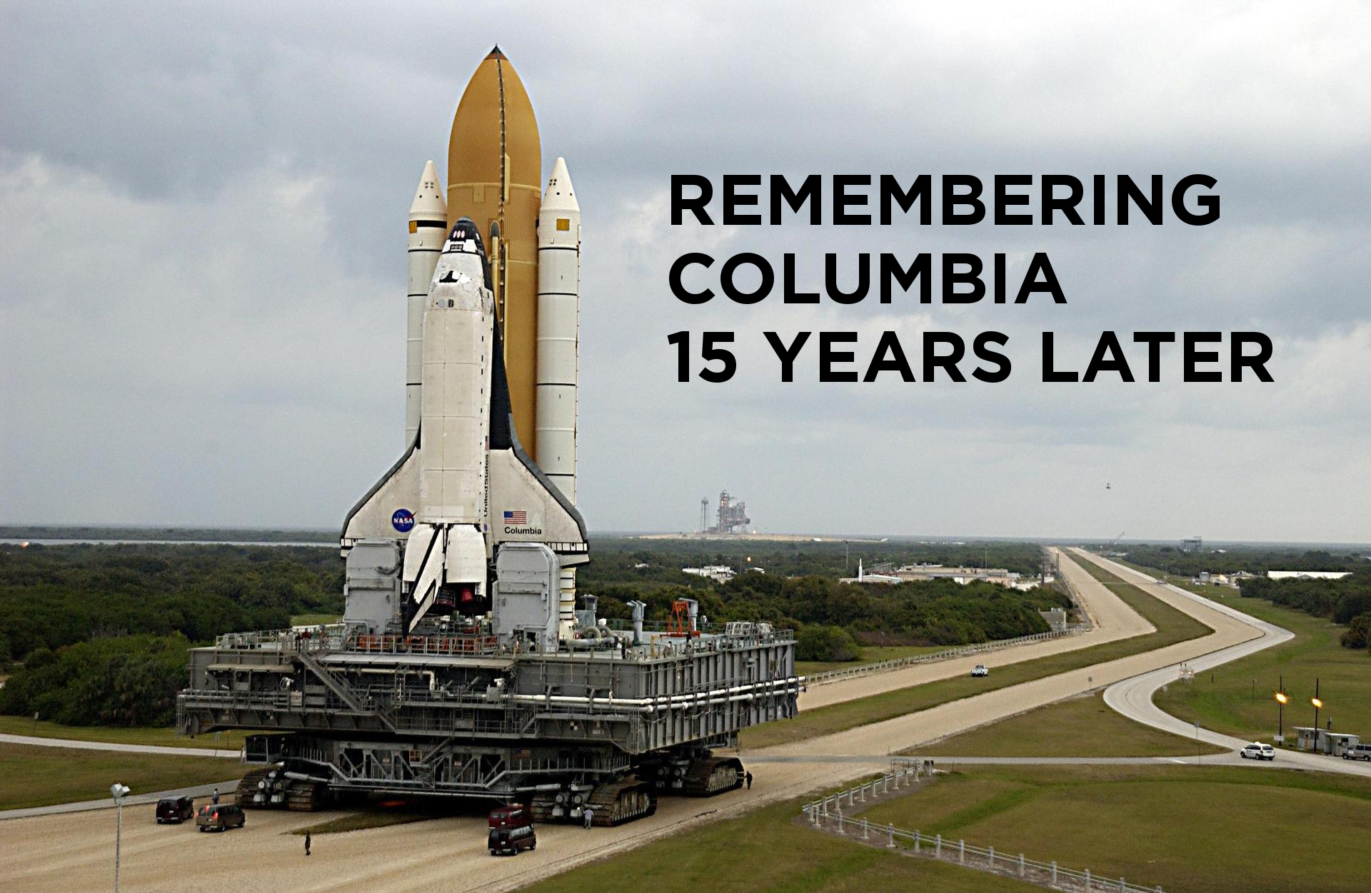 Remembering Columbia
