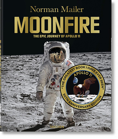 Moonfire: The Epic Journey of Apollo 11 by Norman Mailer