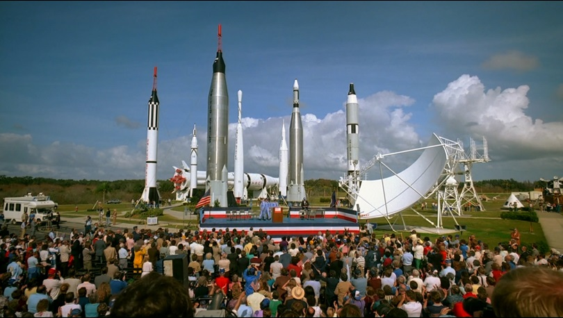 Historic Rocket Garden Event