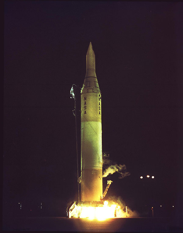 The family of launch vehicles developed by the team also came to include the Juno II, which was used to launch the Pioneer IV satellite on March 3, 1959.