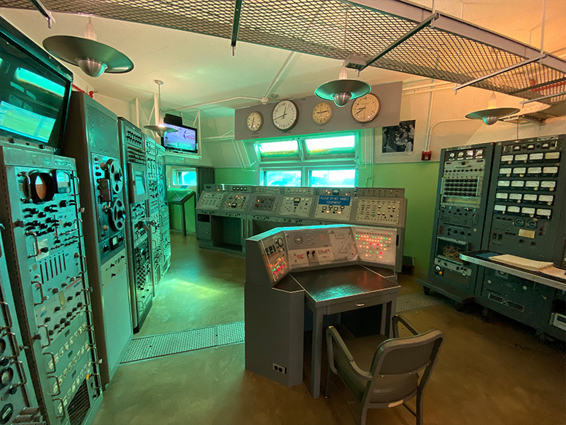 Air Force Space & Missile Museum and Blockhouse 26