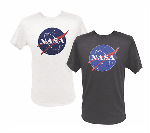 Classic NASA Meatball T-Shirt at the Space Shop at the Kennedy Space Center Visitor Complex