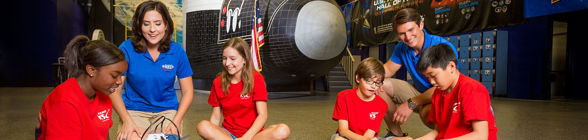 Kennedy Space Center Robotics Educational Program