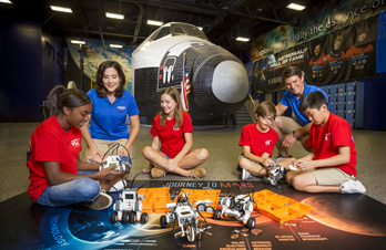 Explore Camp Kennedy Space Center