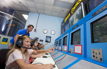 Mission Control Children