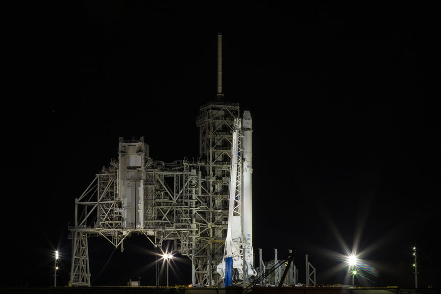 SpaceX LC-39