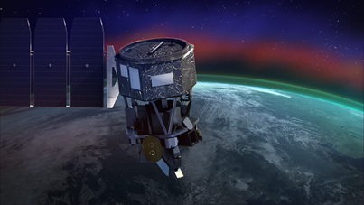 The Ionospheric Connection Explorer (ICON) will launch aboard a Northrop Grumman Pegasus XL rocket. ICON will explore a zone in our atmosphere where Earth weather and space weather meet.