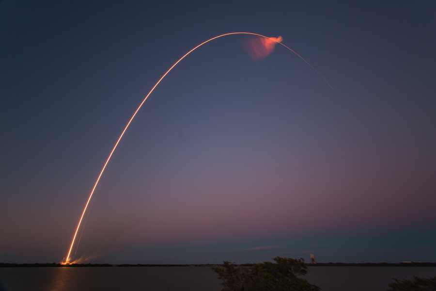 SpaceX Falcon 9 IntelSat