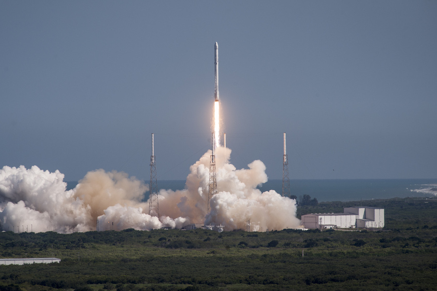 SpaceX Falcon 9 CRS-6