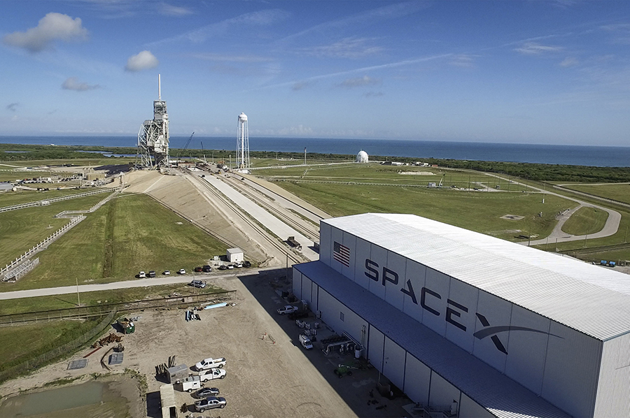 SpaceX Launch Complex 39A