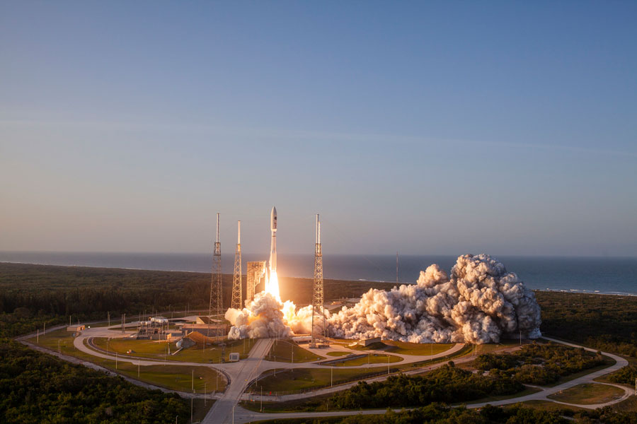 ULA Atlas V AFSPC-11 launch