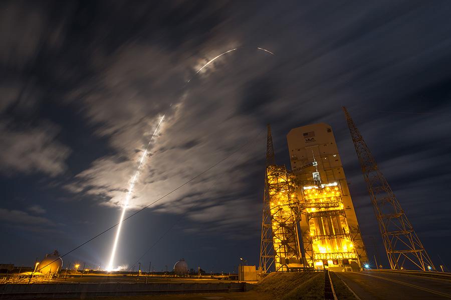 ULA Atlas V OA-6