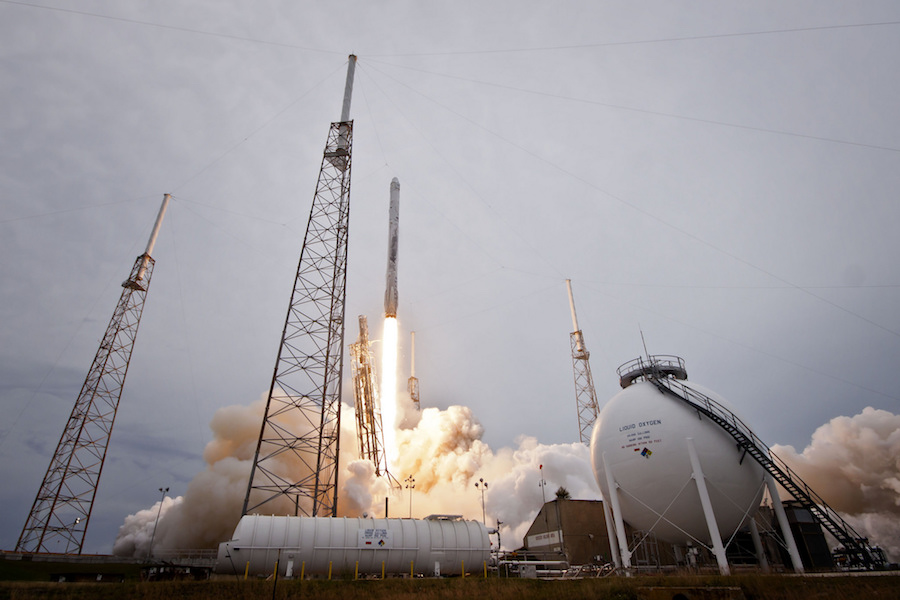 SpaceX CRS-3 Launch