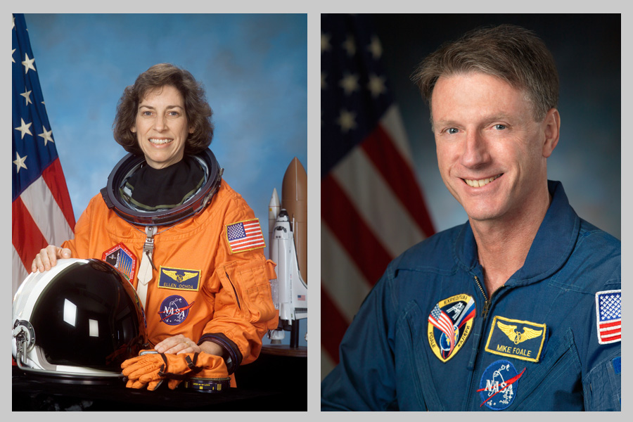 2017 Astronaut Hall of Fame Induction
