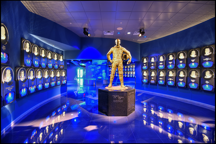 U.S. Astronaut Hall of Fame