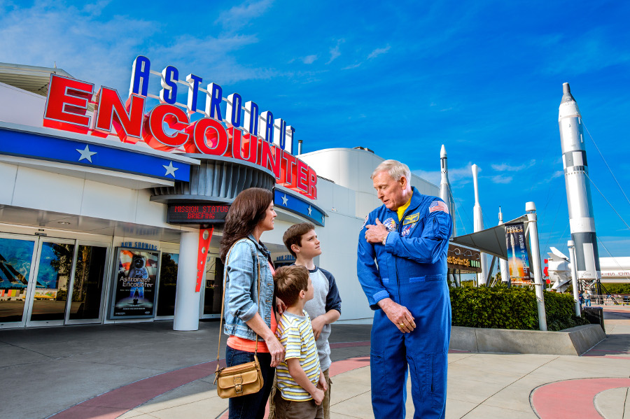 Astronaut Encounter Theater