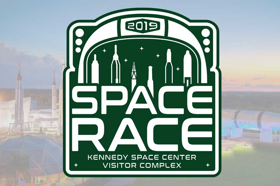 The Space Race is back at the Kennedy Space Center Visitor Complex.
