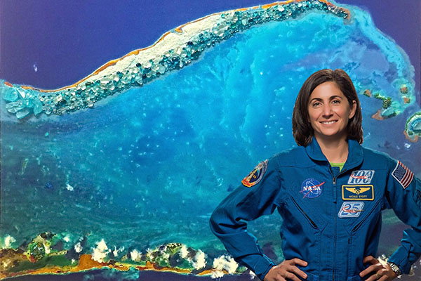 Astronaut and Aquanaut Nicole Stott