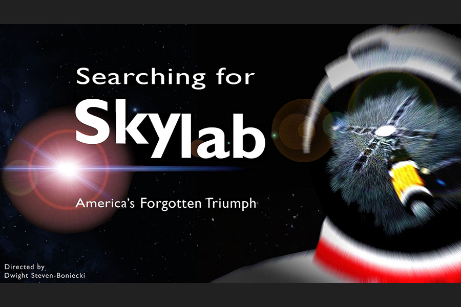 Searching for Skylab film
