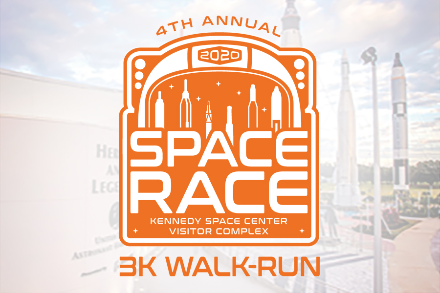 4th Annual Space Race 5K Walk-Run at Kennedy Space Center Visitor Complex