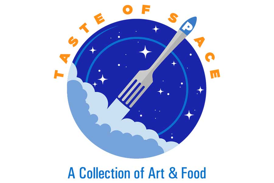 Taste of Space: A Collection of Food and Art at Kennedy Space Center Visitor Complex