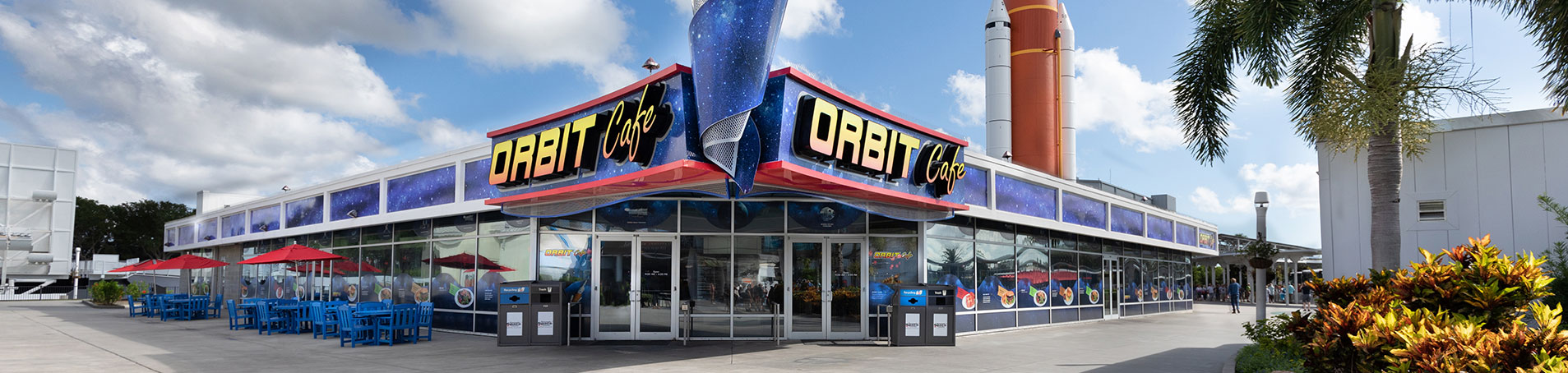 Orbit Cafe at Kennedy Space Center Visitor Complex