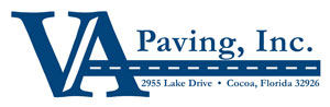 VA Paving, Inc. logo