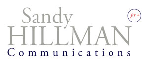Sandy Hillman Communications logo