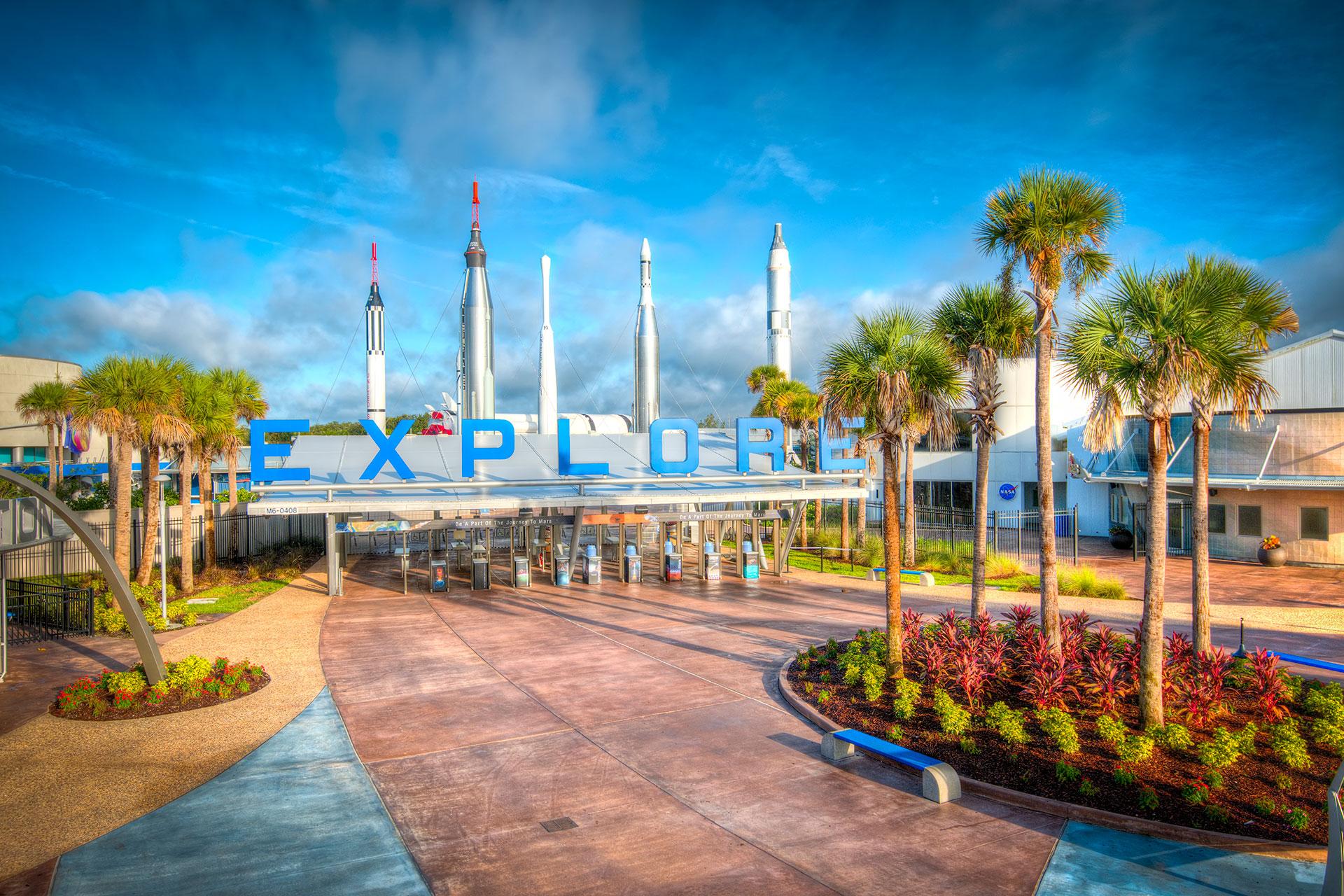 chaussures de course matériaux de haute qualité Bons prix Visitor Info, Maps & Itineraries | Kennedy Space Center