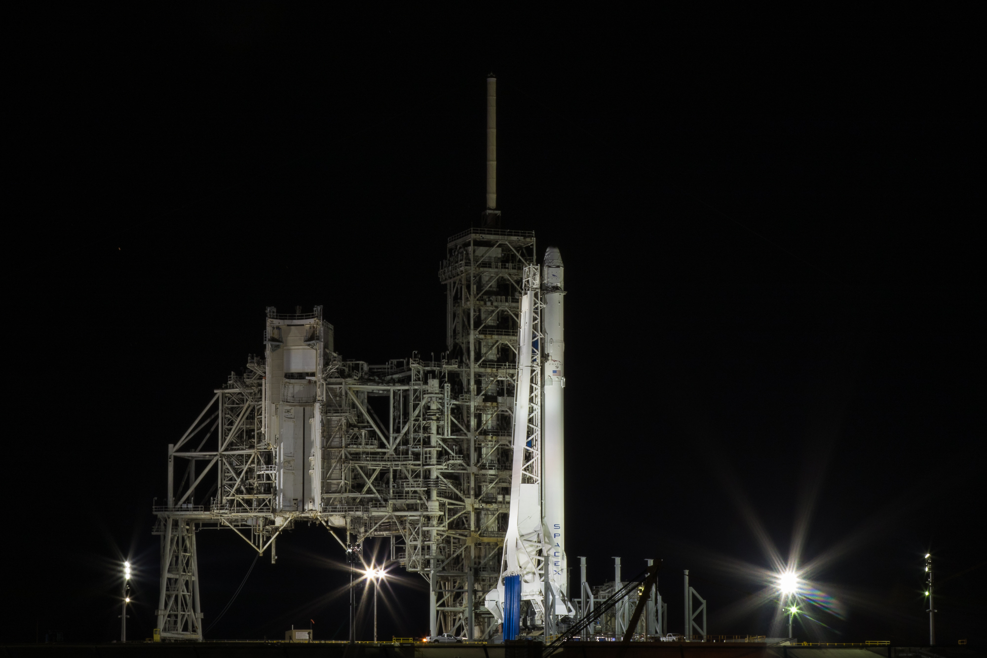 Michael Seeley Falcon 9 LC 39A